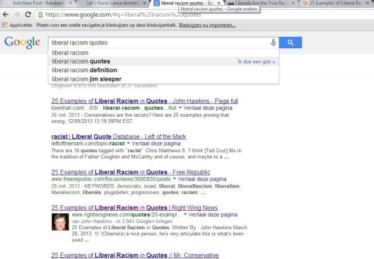 Damn you, Google!